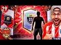 YES! SUPER RARE FUT RIVAL DIVISION 1 REWARDS! #FIFA19 Ultimate Team RTG #29