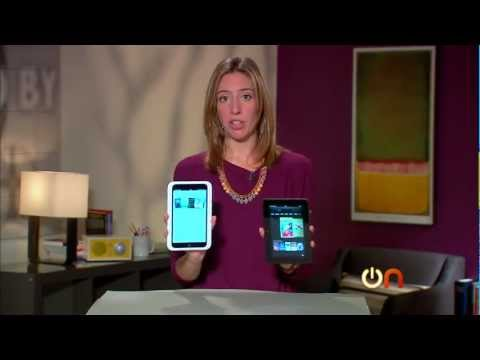 Unboxing the Nook HD