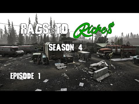 Escape From Tarkov: Rags to Riches [S4Ep1]