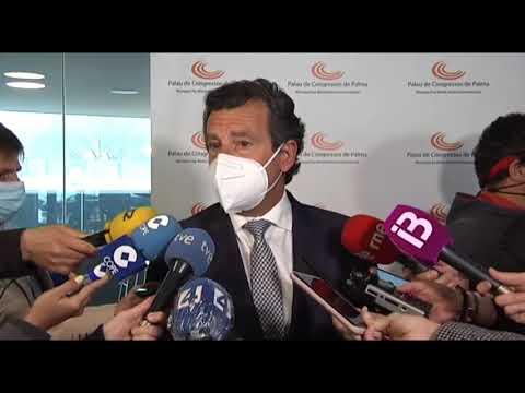 """Company: """"Necesitamos acelerar la vacunación para hacer de Balears un destino turístico seguro este verano"""""""