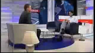 Deutsch Tamás a Duna TV Hattól nyolcig című műsorá