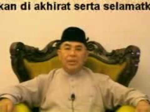 Datuk Abu Hassan Din – Doa untuk mendapat kebaikan