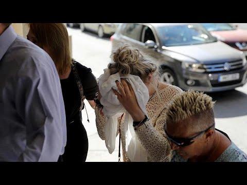"""Κύπρος: Άρχισε η δίκη για την ψευδή καταγγελία περί """"ομαδικού βιασμού"""" της 19χρονης Βρετανίδας…"""