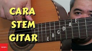 Video Cara Stem Gitar - Gampang! MP3, 3GP, MP4, WEBM, AVI, FLV April 2019