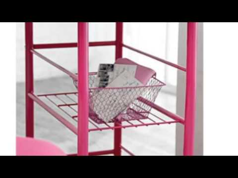Video Video ad of the Zuma Plastic Bow Front Student Desk Framelower