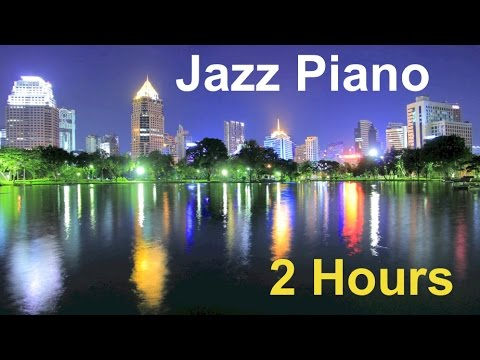 Piano Jazz & Jazz Piano: 2 Hours of Best Smooth Jazz Piano Music