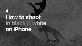 Video How to shoot in black & white on iPhone — Apple MP3, 3GP, MP4, WEBM, AVI, FLV September 2018
