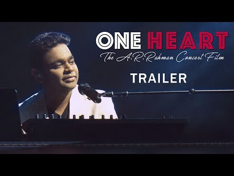Ar Rahman Concert Film Trailer | One Heart | Jonita Gandhi | Haricharan | Ap International
