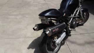 7. 2003 Ducati Monster 800