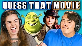 Nonton Teens Guess That Movie Challenge  React  Film Subtitle Indonesia Streaming Movie Download