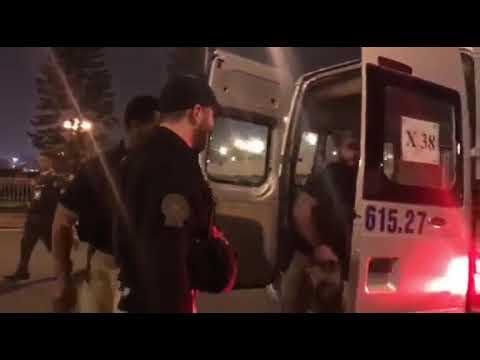 Lính bắn tỉa Mỹ vui vẻ rời sân bay Nội Bài - Thời lượng: 33 giây.