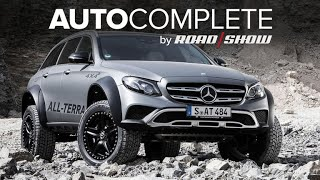 AutoComplete: Mercedes-Benz builds a literal battlewagon by Roadshow