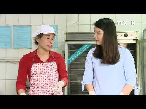 Bánh mì mỏ - Đặc sản giản dị của đất mỏ Quảng Ninh