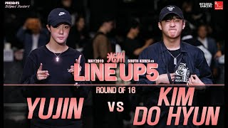 Yu Jin vs Kim Do Hyun – 2019 LINE UP SEASON 5 POPPING Round of 16