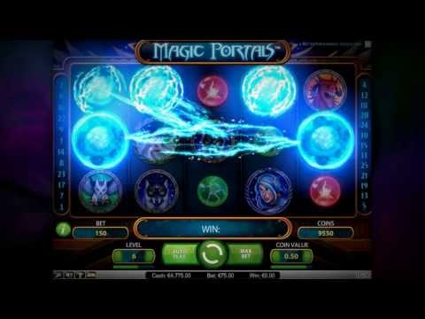 Magic Portals™ - Net Entertainment