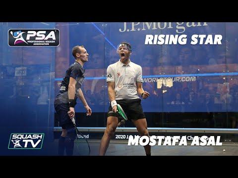 Squash: Mostafa Asal - Rising Star