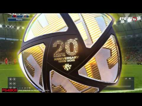 [PES 2016] GameTV vs Street Team | War Team | 02/06/2016