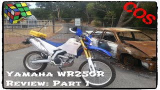 10. WR250R Review: Part 1