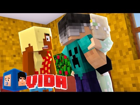 Minecraft :  EU TRAÍ A CLOTILDE !!! #190 (MINECRAFT VIDA )