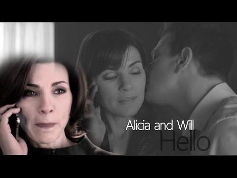 Alicia and Will ll Hello