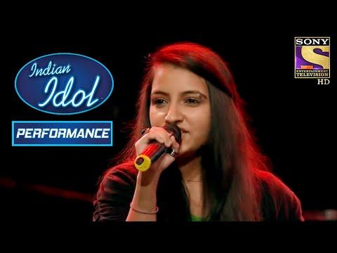 Poorvi ने दिया Rockstar Performance | Indian Idol Season 6