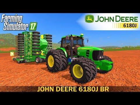 John DEERE 6180J BR v1.0