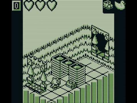 Monster Max Game Boy