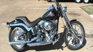 3. 2009 Harley-Davidson® FXSTC Softail® Custom Video Classified