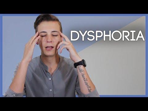 Non binary dysphoria