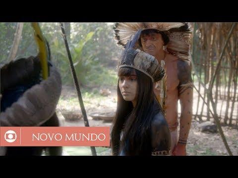 Novo Mundo: capítulo 122 da novela, sexta, 11 de agosto, na Globo