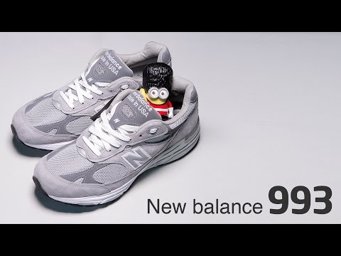 new balance 993 womens review