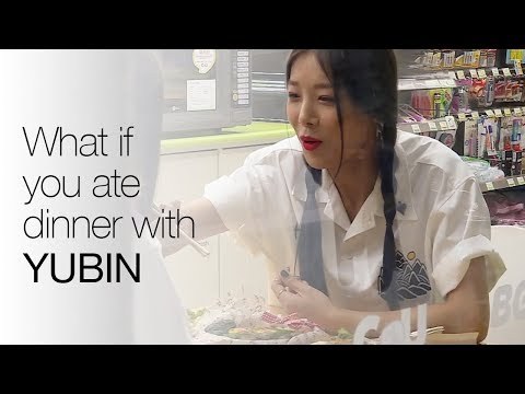 What if you ate with Yubin? ENG SUB • dingo kdrama