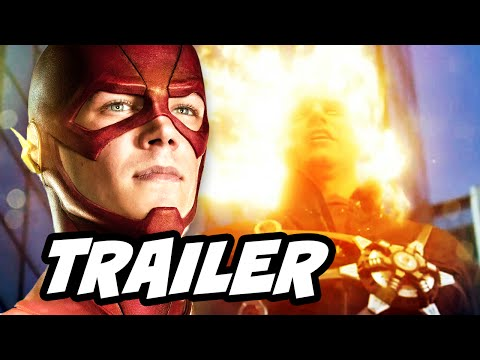 The Flash Season 2 Episode 1 Trailer Breakdown