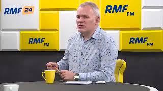 Piotr Gliński w Rozmowa RMF przerwał wywiad i wyszedł ze studia po pytaniu o pieniądze dla ECS