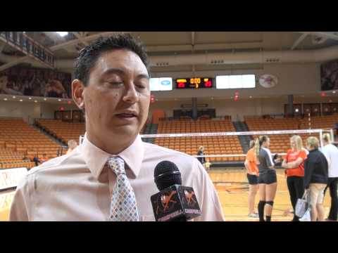 Volleyball vs. North Florida Recap