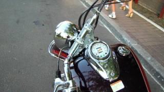 9. Yamaha Drag Star XVS 400 Classic