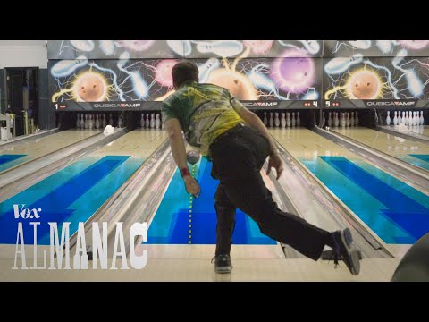 Understanding the Hidden Oil Patterns on Bowling Lanes