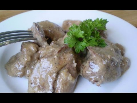 Рецепты с фото простые и вкусные печень говяжью 26