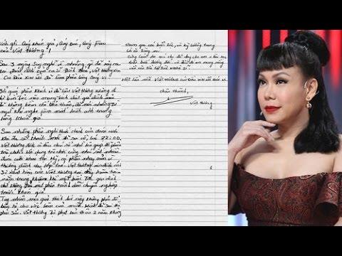 (VTC14)_Việt Hương xin lỗi vì diễn hài thô tục, tự phạt mình 2 năm