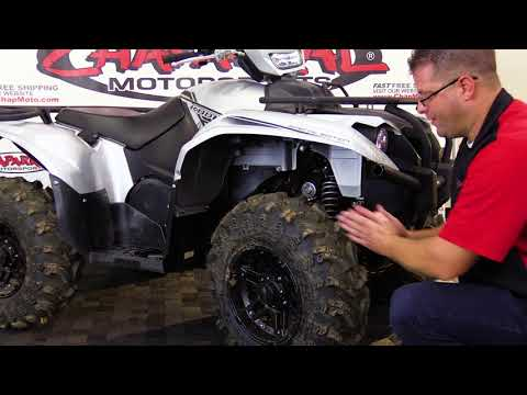 1st Place Winner! AMS Slingshot XT in the Chaparral Motorsports 25 Inch ATV Tire Shootout