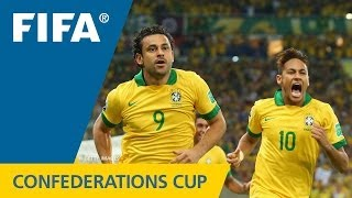 Video Brazil 3:0 Spain, FIFA Confederations Cup 2013 MP3, 3GP, MP4, WEBM, AVI, FLV Maret 2019