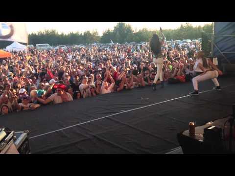 Martina Aitolehti @ Kalajoki BMW Party. tekijä: Diamond Amara