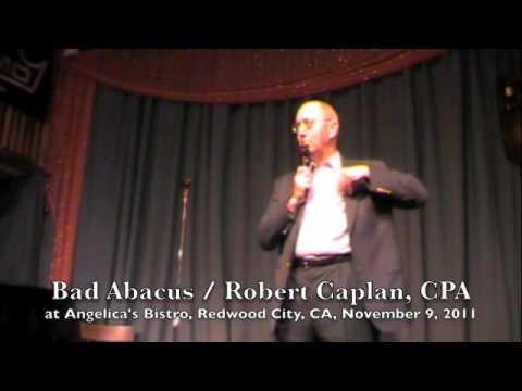 Robert Caplan, CPA at Angelica's Bistro