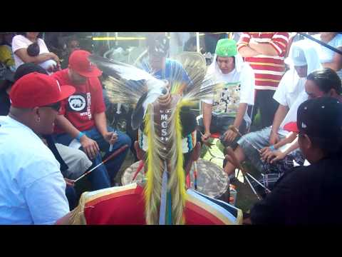 Saste Takoja @ ASU powwow 09