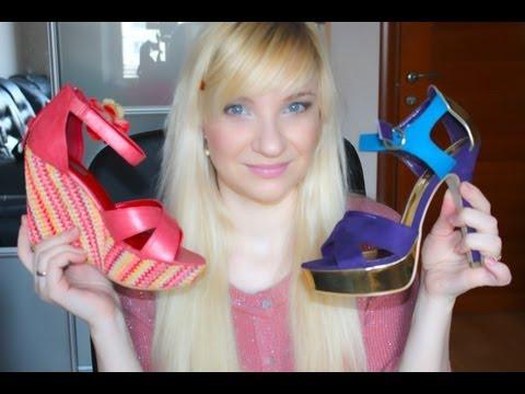 Покупки обуви и аксессуаров Киры Пластининой В Интернет - Магазине!