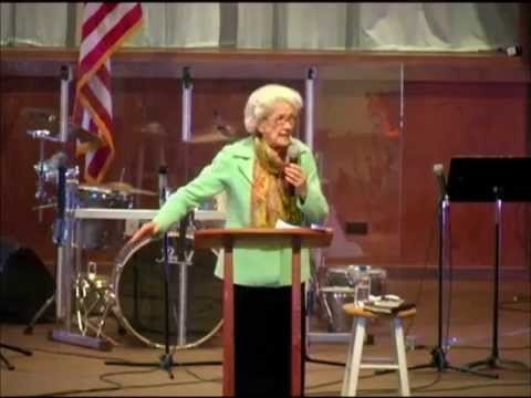Sis.Vesta Mangun Friday Morning Torch Conference 2014
