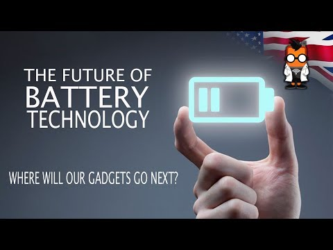 The Future Of Battery Technology - A Look At What's Coming Next