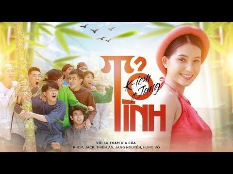 TỎ TÌNH | K-ICM ft. JANG NGUYEN | OFFICIAL MV 4K - Thời lượng: 4:17.