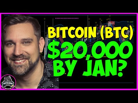 Bitcoin to 20,000 by January 🤑