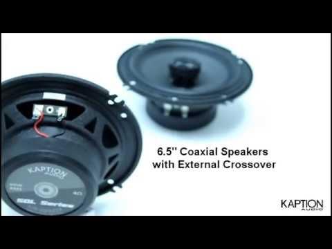 Kaption Audio 6.5